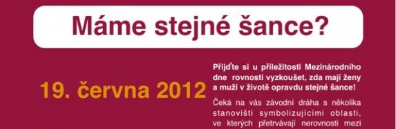 Mezinárodní den rovnosti v Praze